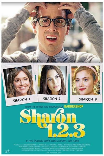 Caratula, cartel, poster o portada de Sharon 1.2.3.