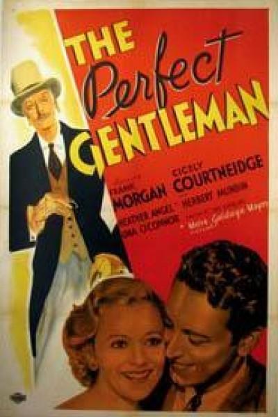 Caratula, cartel, poster o portada de Un perfecto caballero