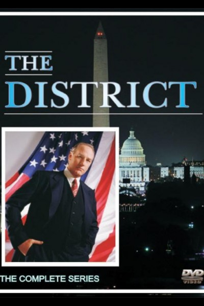 Caratula, cartel, poster o portada de The District