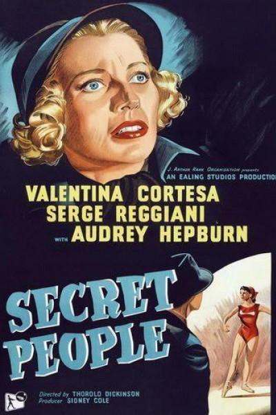 Caratula, cartel, poster o portada de Secret People