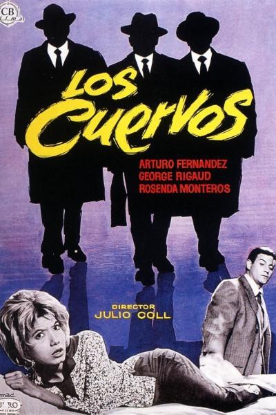 Caratula, cartel, poster o portada de Los cuervos