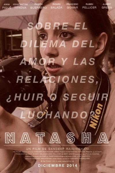 Caratula, cartel, poster o portada de Natasha
