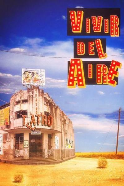 Caratula, cartel, poster o portada de Vivir del aire