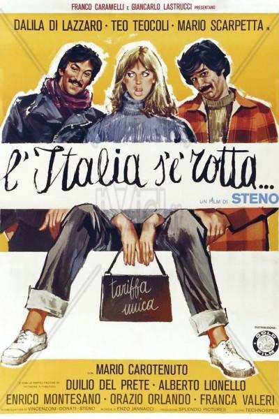 Caratula, cartel, poster o portada de Libertad a la italiana