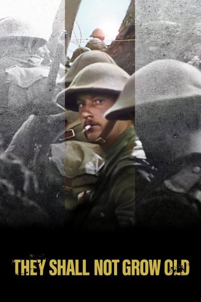 Caratula, cartel, poster o portada de They Shall Not Grow Old