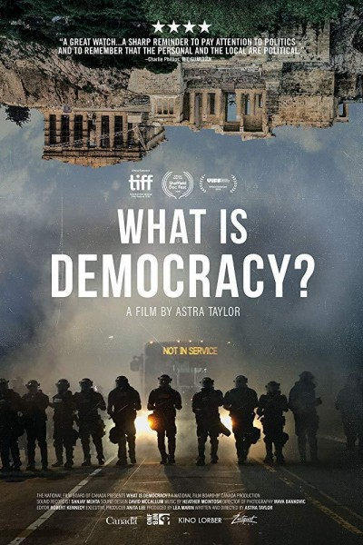 Caratula, cartel, poster o portada de What Is Democracy?