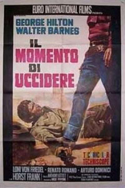 Caratula, cartel, poster o portada de El momento de matar