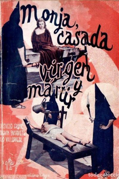 Caratula, cartel, poster o portada de Monja, casada, virgen y mártir