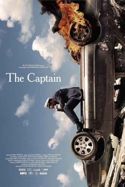 Caratula, cartel, poster o portada de El capitán
