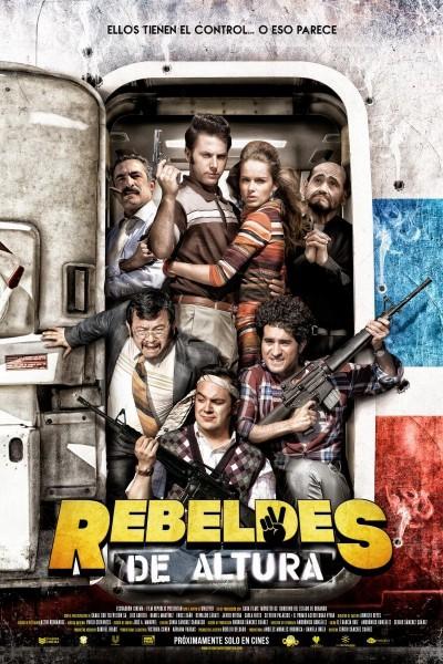 Caratula, cartel, poster o portada de Rebeldes de altura