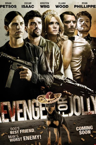 Caratula, cartel, poster o portada de Revenge for Jolly!