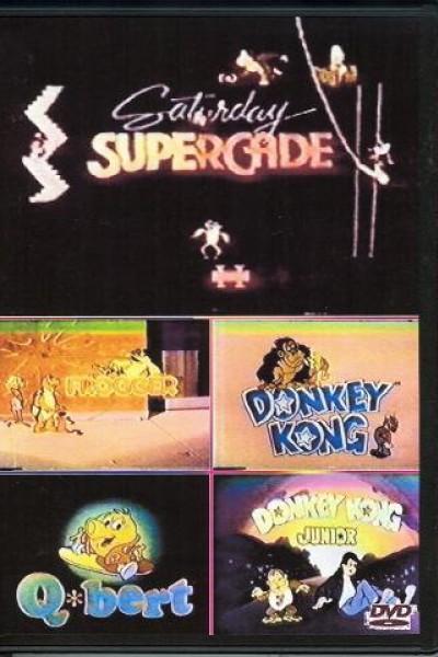 Caratula, cartel, poster o portada de Saturday Supercade