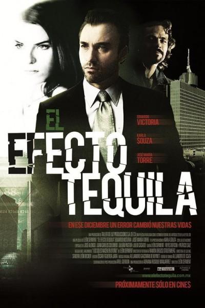 Caratula, cartel, poster o portada de El efecto tequila