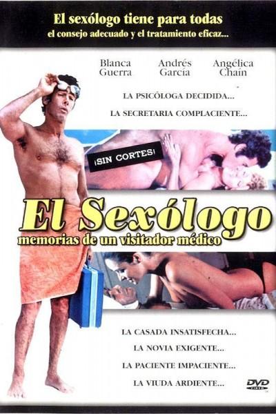 Caratula, cartel, poster o portada de El sexólogo (Memorias de un visitador medico)