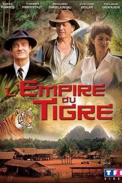 Caratula, cartel, poster o portada de El imperio del Tigre