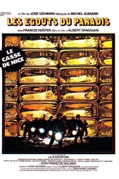 Caratula, cartel, poster o portada de Las cloacas del paraíso