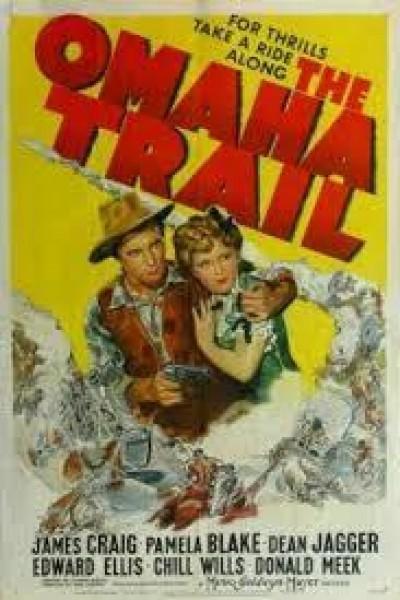 Caratula, cartel, poster o portada de The Omaha Trail