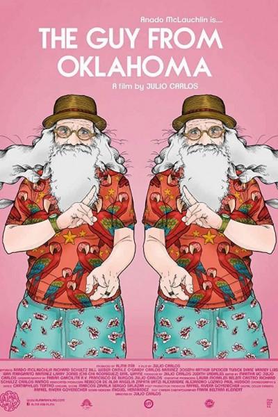 Caratula, cartel, poster o portada de El chico de Oklahoma