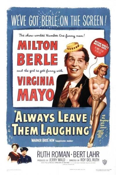 Caratula, cartel, poster o portada de Always Leave Them Laughing