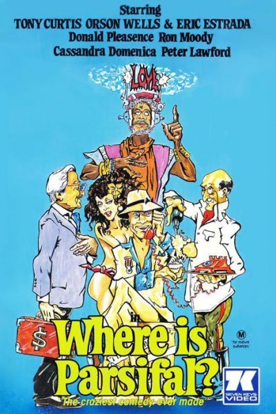 Caratula, cartel, poster o portada de Where Is Parsifal?
