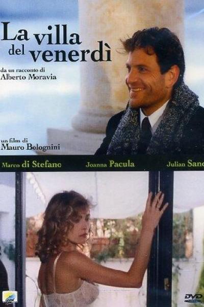 Caratula, cartel, poster o portada de La villa de los viernes
