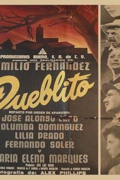 Caratula, cartel, poster o portada de Pueblito