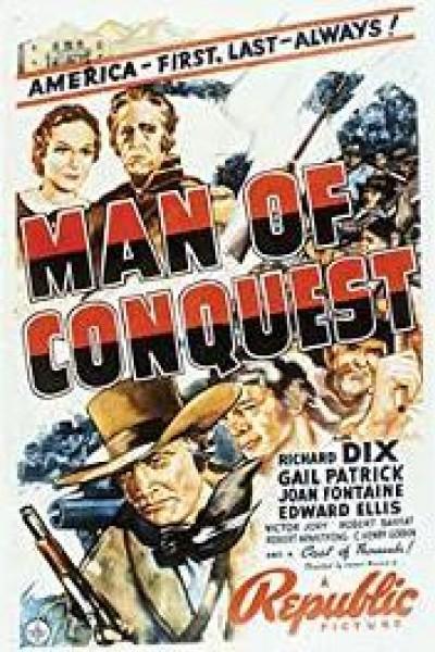 Caratula, cartel, poster o portada de El hombre de la conquista