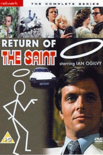 Caratula, cartel, poster o portada de El regreso del Santo