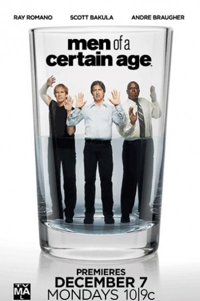 Caratula, cartel, poster o portada de Men of a Certain Age