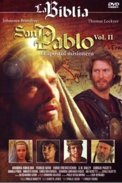 Caratula, cartel, poster o portada de La Biblia: Pablo de Tarso