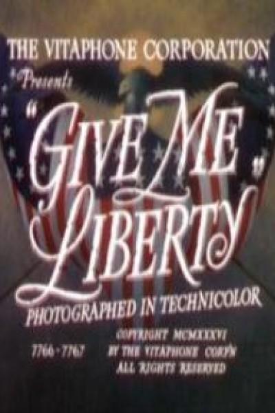 Caratula, cartel, poster o portada de Give Me Liberty