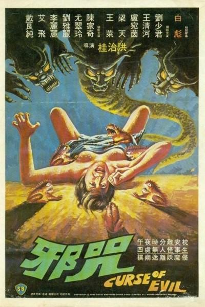 Caratula, cartel, poster o portada de Curse of Evil
