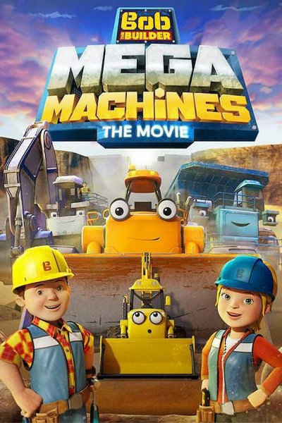Caratula, cartel, poster o portada de Bob the Builder: Mega Machines
