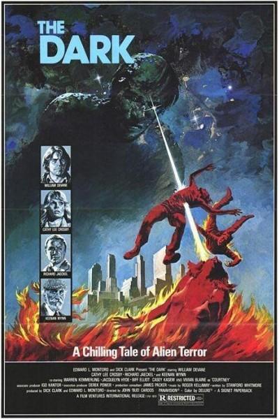 Caratula, cartel, poster o portada de Oscuridad (The Dark)