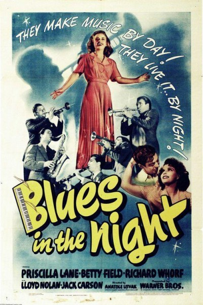 Caratula, cartel, poster o portada de Blues in the Night
