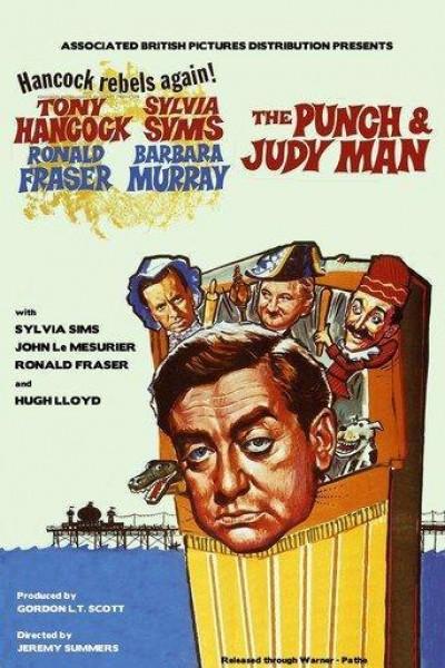 Caratula, cartel, poster o portada de The Punch and Judy Man