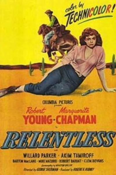 Caratula, cartel, poster o portada de Relentless