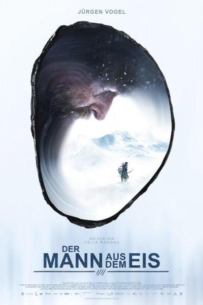 Caratula, cartel, poster o portada de Ötzi, el hombre de hielo