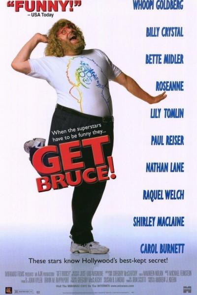 Caratula, cartel, poster o portada de Get Bruce!
