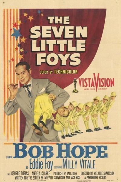 Caratula, cartel, poster o portada de Mis siete hijos