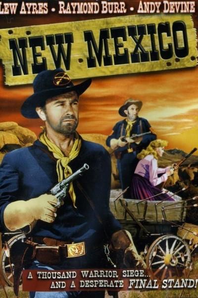 Caratula, cartel, poster o portada de New Mexico