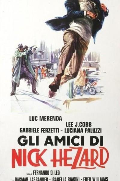 Caratula, cartel, poster o portada de Gli amici di Nick Hezard