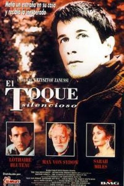 Caratula, cartel, poster o portada de El toque silencioso