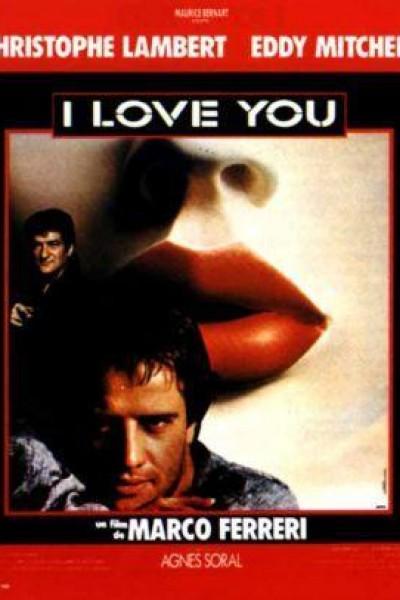 Caratula, cartel, poster o portada de I Love You