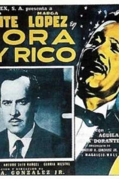 Caratula, cartel, poster o portada de Ahora soy rico