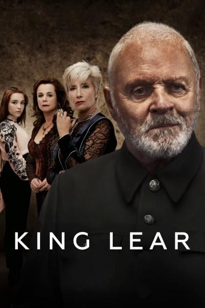 Caratula, cartel, poster o portada de King Lear