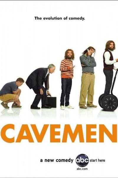 Caratula, cartel, poster o portada de Cavemen