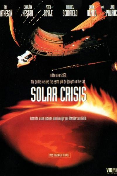 Caratula, cartel, poster o portada de Solar Crisis