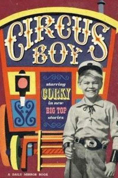 Caratula, cartel, poster o portada de Circus Boy