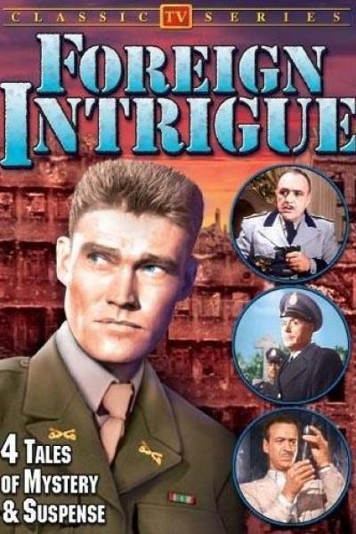 Caratula, cartel, poster o portada de Foreign Intrigue